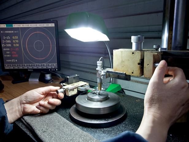 优微轴承产品检测管控